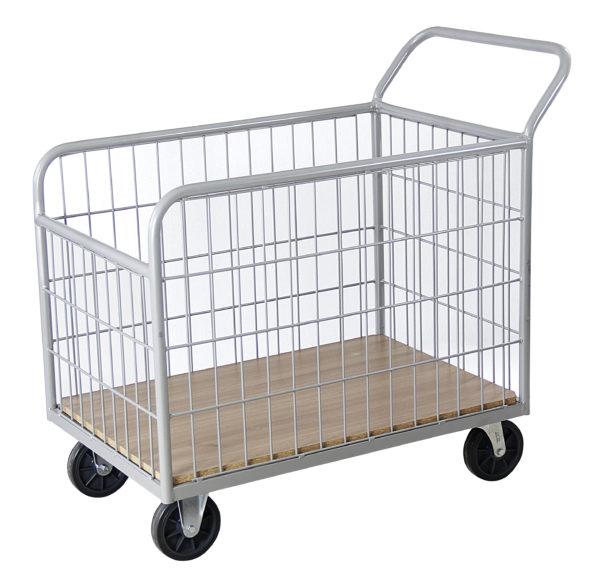Carrinho Multi-uso 250L para Supermercado