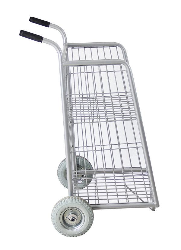Carrinho Transporte Estacionamento Pneu 350/8 para Supermercado